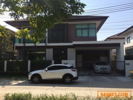 2 Storey Single House (Onnut-Srinakarin)
