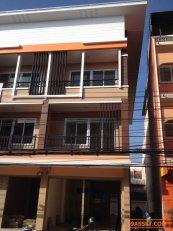 เจ้าของขายเอง อาคารพาณิชย์ ใหม่ 3 ชั้น ใจกลาง จ.ตาก กลางเมือง 2 ห้องนอน ใกล้ตลาดสด