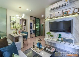 Aspire Asoke Ratchada Luxury Condo Special Priced 1 Bedroom Plus for Sale