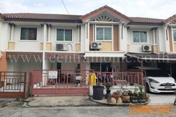 ทาวน์เฮ้าส์ หมู่บ้าน พฤกษา วิลล์ 5 มีนบุรี