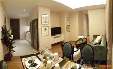 H Sukhumvit 43 Luxury Condo Renovated 2 Bedroom Corner Flat for Rent/Sale