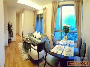 H Sukhumvit 43 Luxury Condo High Floor 2 Bedroom Unit for Rent/Sale