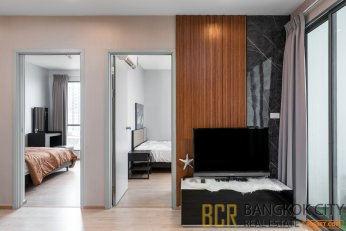 Ideo Wutthakat Luxury Condo Discounted 2 Bedroom Corner Unit for Rent/Sale - HOT PRICE