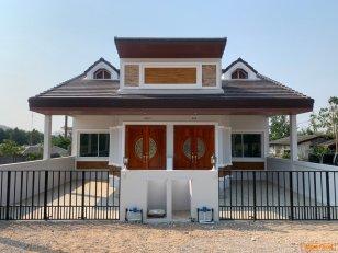 ขายบ้าน หัวหิน : ขายบ้าน 2 ห้องนอน 2 ห้องน้ำ เนื้อที่ ≈ 26 ตร.วา/หลัง