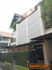 R070-180 ขายบ้านแฝดพื้นที่ติดกัน 2 หลังรวมเป็น บ้านเดี่ยว โครงการ the oriental park