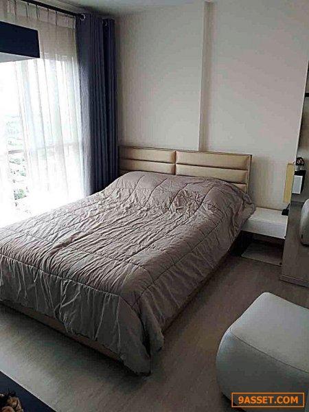 ขาย/เช่า คอนโด Aspire รัตนาธิเบศร์ 2 ห้องนอน ห้องสวย วิวสุดยอด ชั้น 18 เฟอร์ครบพร้อมอยู่