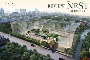 For sale !! The Nest Sukhumvit 71 Near BTS Phra Khanong Only 2,890,000 Baht