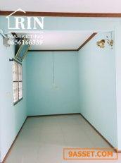 ขายคอนโดบ้านเอื้ออาทรเสมาฟ้าคราม ชั้น 5 ห้องมุม พื้นแกรนิตโต ห้องเจ้าของไม่เคยเข้าอยู่ 1ห้องนอน 1 ห้องน้ำ 33 ตร.ม 1 ห้องโถง