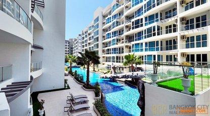 Grand Avenue Pattaya Condo Special Price 2 Bedroom Corner Unit on FireSale