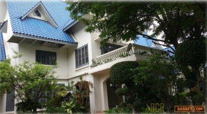 Panya Village Massive 7 Bedroom House with Private Pool for Rent/Sale