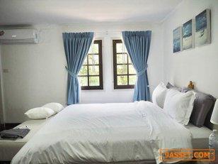ทาวน์เฮ้าส์ ในหมู่บ้านย่านทองหล่อ เพื่อพักอาศัยเท่านั้น For Rent A Town House in compound in Thonglor For Residence