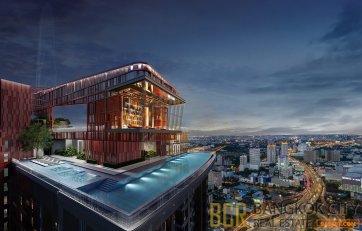 Life Asoke Hype Ultra Luxury Condo 1 and 2 Bedroom Units on PRESALE