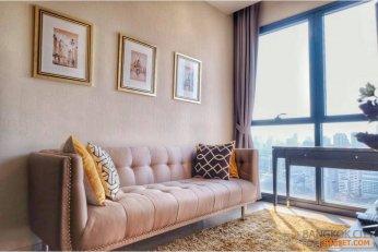 Ashton Asoke Ultra Luxury Condo Huge Discount 1 Bedroom Unit for Rent/Sale
