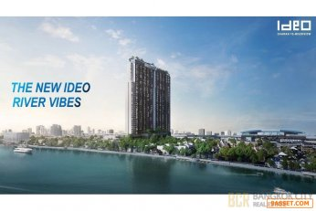 Great Investment Opportunity Ideo Charan 70 – Riverview Luxury Condo PRESALE