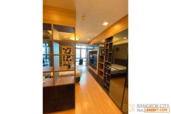 Nusasiri Grand Luxury Condo Beautifully Renovated Studio Unit for Sale