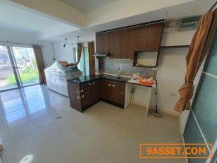 ขาย บ้านแฝด ต่อเติมครัวเพิ่ม  ต่อเติม ห้องนอน และห้องน้ำเพิ่ม อินดี้ บางนา ขนาด 29 ตรว. พื้นที่ 29 ตรม.