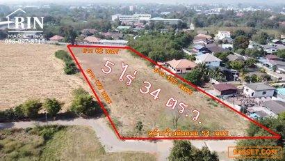 ขายที่ดินปากช่องเขาใหญ่ ที่ดินในเมืองปากช่อง เทศบาล 38 ซอยสามัคคี 3 ใกล้ตัวเมืองปากช่องเพียง 3 กม.