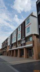 ให้เช่าโฮมอฟฟิศกลางเมืองบนถนนรัชดาภิเษกเพื่อทำธุรกิจและพักอาศัย
