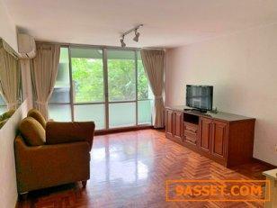 B ขาย คอนโด Raintree Villa สุขุมวิท 53, 74 ตรม. 2 นอน ชั้น 2 ห้องสวย สภาพดีมาก ใกล้ bts ทองหล่อ