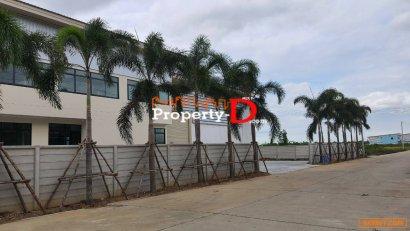 ขายให้เช่าโกดังโรงงาน สร้างใหม่ นครปฐม พุทธมณฑล คลองโยง(โรง B9)