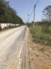 ขายที่ดินเขาใหญ่ ติดถนน #หลังกองวัคซีนปากช่อง ใกล้ตลาดปากช่อง #เขาใหญ่ปากช่อง