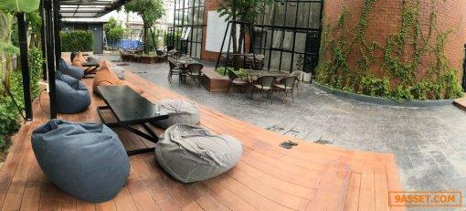 เซ้ง‼️ คาเฟ่-ร้านอาหาร ในซอยศรีนครินทร์40 ตรงข้ามซีคอน @ประเวศ กรุงเทพ