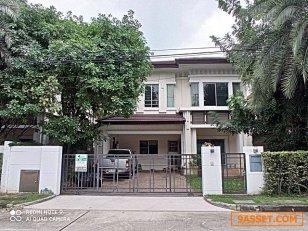 72693 - ขาย บ้านเดี่ยว 2 ชั้น เดอะซิตี้ รัตนาธิเบศร์ ใกล้MRT สถานีแยกนนทบุรี1