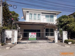 71583 - ขาย บ้านเดี่ยว ม.มัณฑนา กรุงเทพกรีฑา 7 เนื้อที่ 55.7 ตร.ว.