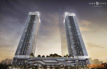 Condo One9Five Asoke-Rama 9 โควต้าต่างชาติ-ไทย สตูดิโอ-3 ห้องนอน และ 2 ห้องนอน 55 ตร.ม เริ่มต้น 6.49 ล้าน