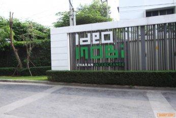 ขาย/ให้เช่า - IDEO mobi จรัญ อินเตอร์เชนจ์ - 22 ตร.ม. พร้อมอยู่ ใกล้ โรงพยาบาลศิริราช