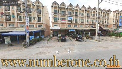 ขายด่วน อาคารพาณิชย์ซอยหัวหิน 102 ห่างจากถนนเพชรเกษมเพียง 500 เมตร ใกล้Bluport Cineplex