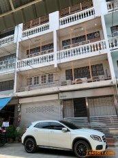 ขายอาคารพาณิชย์ 2 ห้อง 5 ชั้น ทะลุติดกัน ซ.สิงหฤกษ์ (เยื้อง Gateway Bangsue) ถ.ประชาราษฎร์2 เขตบางซื่อ