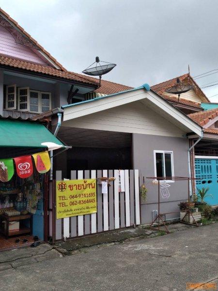 ขาย ทาวน์เฮ้าส์ หมู่บ้านพฤกษา 9 คลองสาม ย่าน คลองหลวง จังหวัดปทุมธานี