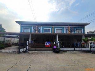 ขายไลฟ์ทาวน์โฮม เทคนิคบางแสนชลบุรี ทิศดี เพื่อนบ้านดี