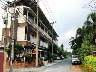 L576 ขายถูก อพาร์ทเมนท์ 144 ตรว กลางเมืองชลบุรี หลัง Big C อ่างศิลา,จตุจักรชลฯ