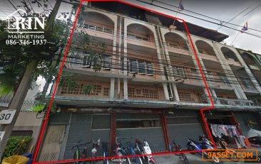 R043-009 ขาย ตึกแถว 3 คูหา ซอยสาธุประดิษฐ์ 15 ถนนจันทน์ ซอยสาธุประดิษฐ์ ถนนรัชดาภิเษก