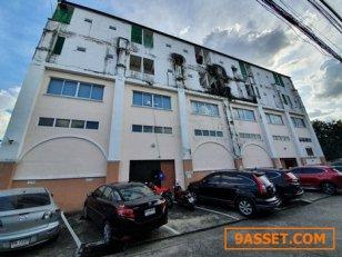 ขายด่วน อาคาร สำนักงาน ตึก 4 ชั้น 152 ตร.ว.ซอย โชติวัฒน์ ประชาชื่น พื้นที่ 1,343 ตร.ม.