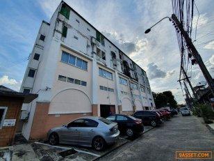 72984 - ขายด่วน อาคาร สำนักงาน ตึก 4 ชั้น 152 ตร.ว.ซอย โชติวัฒน์ ประชาชื่น พื้นที่ 1,343 ตร.ม.
