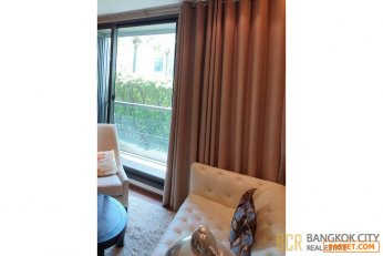 The Address 28 Ultra Luxury Condo Garden View 1 Bedroom Unit for Sale with Tenant