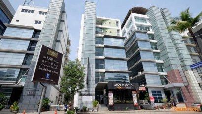 ขาย ตึกสำนักงาน Office building 7 ชั้น ถนนบอนด์สตรีทเมืองทอง ทำเลดี ถูกมากก!!