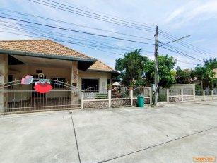 HS04#ขาย/ให้เช่า ด่วน บ้านเดี่ยวชั้นเดียว ใจกลางพัทยา ชลบุรี