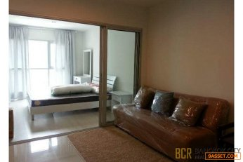 Aspire Rama 9 Luxury Condo Newly Furnished 1 Bedroom Unit for Rent/Sale