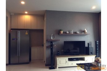 Supalai Premier Asoke Condo Renovated 2 Bedroom Corner Unit for Rent/Sale