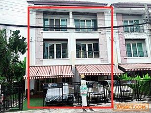 72415-2 - ขาย โฮมออฟฟิศ ทำเลทอง บ้านกลางเมืองพระราม 9 - ลาดพร้าว (S-Sense) 64.9 ตรว. 334 ตรม. 6 นอน 6 น้ำ