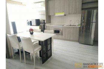 Grene Chaengwattana Condo Excellent View Special Price 2 Bedroom Corner Unit Rent/Sale