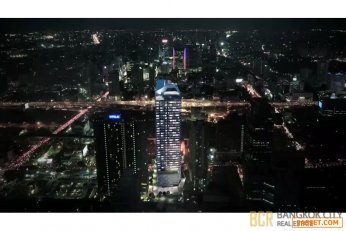 Ideo Mobi Asoke Ultra Luxury Condo Year End Promotion 2 Bedroom Units Sale