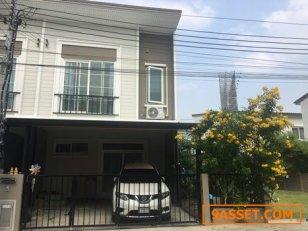 ขายทาวน์โฮม คาซ่า วอเตอร์ไซต์ พระราม 5 (Casa Waterside Rama 5)