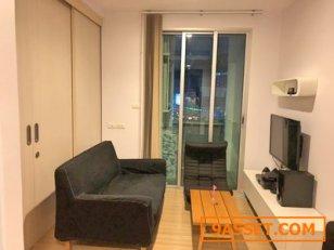 ขาย คอนโด Haus 23 Ratchada-Ladprao 34.5 ตรม. 1 นอน ชั้น 8 ตกแต่งสวย เฟอร์นิเจอร์จัดเต็ม