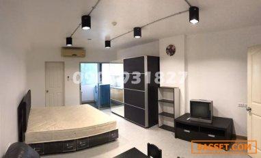 ขาย คอนโด ซิตี้ โฮม รัชดา-ปิ่นเกล้า studio 30ตรม. ชั้น3 A4 ห้องสวย พร้อมอยู่