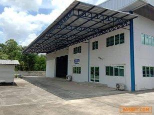 ขายถูกโรงงานโกดังสภาพใหม่ เนื้อที่ 3ไร่ อ.พนัสนิคม จ.ชลบุรี ขาย 22,000,000 บาท โทร.095-7895835